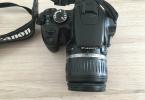 Canon eos 400d +18-55 lens