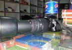 Nikon D5100 70-30 + 18-55 Lens + Su Geçirmez Çanta