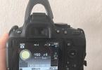 temiz Nikon d5100 4700sttter