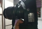 Nikon d3100 3.4 k