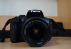 Canon 650d Çok Temiz Garantili