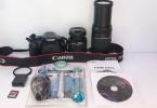 Canon 1100D TERTEMIZ SIKINTISIZ CANON 1100D