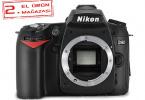 Nikon D90 Body (Gövde)