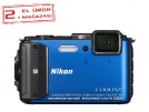 Nikon AW130 Coolpix Waterproof