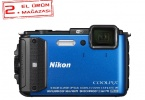 Nikon AW130 Coolpix Waterproof