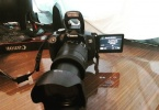 Acil satlik Canon 650d + 18-135 ıs lens