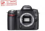 Nikon D80 Body (Gövde)