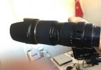 TAMRON 70-200mm F/2.8 SP AF Di LD (IF) Lens-Canon Uyumlu ( SATILDI )