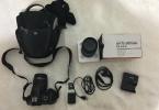 Canon EOS 1100d + 75-300 Lens