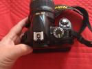 Nikon d3100 ve lensler