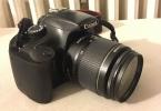 Acil satılık tertemiz Canon 1100d
