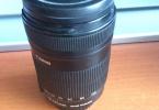 Canon 18 135 lens