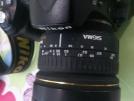 Sigma 8mm f3,5 Balık Gözü lens