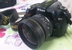 Nikon D90 + Sigma 8mm Balık Gözü Lens + Mafrotto Ayak ve Kafa
