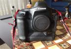 EOS 1 D Mark II n ve lensler
