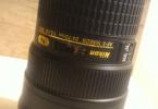 NİKKOR AF-S 24-70 mm f:2.8 G ED N