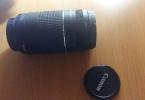 Canon Kullanılmamış Objectif Ef 75-300Mm F/4-5.6