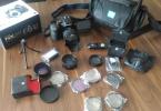 Samsung NX30 18-55mm Lens Kit Aynasız Fotoğraf Makinesi
