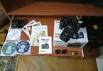 Canon EOS 70D Çok Temiz Garanti devam ediyor