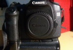 Canon Eos 50D+Battery Grip
