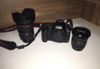 Canon 5D Mark2 + Canon 24-105mm F4 L IS + Cosina 19-35mm