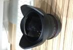 Samyang 8mm f3.5 csII fisheye lens