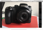 SAMSUNG NX 1 BODY ( 4k video, full hd 120 fps, fotoğraf video makinesi )
