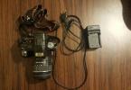 Sony AX 35 DSLR Fotoğraf Makinası Tertemiz