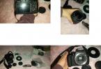 EOS CANON SLR1200 D Sıfır ayarında garantili