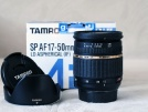 Tamron 17-50mm f/2.8 VC'siz Lens (Nikon Uyumlu) - TERTEMİZ