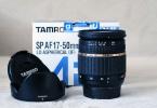 Tamron 17-50mm f/2.8 VC'siz Lens (Nikon Uyumlu) - TERTEMİZ, GARANTİLİ