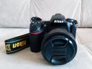 Nikon D300 Body + 18-70mm f/3.5-4.5 G ED DX Lens - TERTEMİZ