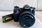 Nikon D300 Body - TERTEMİZ