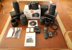 CANON 600D FULL SET