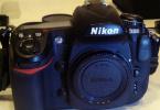 Nikon D300 tertemiz, 28K shutter