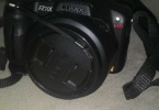 Siyah Panasonic Lumix Fz100