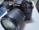 nikon d7100 / 18-135 lens