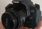 Canon 650D- İki Lens ile birlikte uygun fiyata