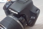 Canon 500D (T1i) Body+ 18-55 is lens
