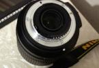 Nikon 18-140 VR lens