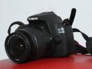 CANON 1200d 18-55 mm +75-300mm Fotoğraf Makinası