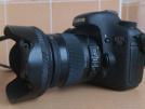 ACİL SATILIK TERTEMİZ Canon 7D+Sigma 17-70 C serisi (7 aylık yeni seri faturalı)