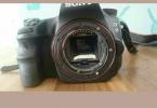 Sony Alfa58 Profesyonel Fotoğraf Makinesi