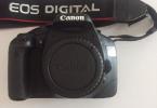 CANON 550D BODY + 18-55 mm EF-S 1:3.5-5.6 IS kit Lens + 55-250 mm EF-S 1:4-5.6 IS Lens