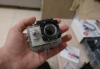 Sjcam Sj4000 aksiyon kamerası