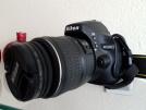 Nikon D5100 Çift Lens ve Aksesuar (ACİL SATILIK)