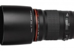 Canon EF 135mm f/2.0L USM Lens sıfır ayarında