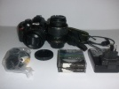 Nikon d3200/18-55 vr kit lens 800TL