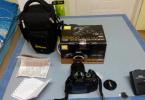 22Ay Garantili Nikon D5200