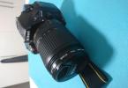 Nikon 5200  18-140mm VR Kit DSLR Fotoğraf Makinesi